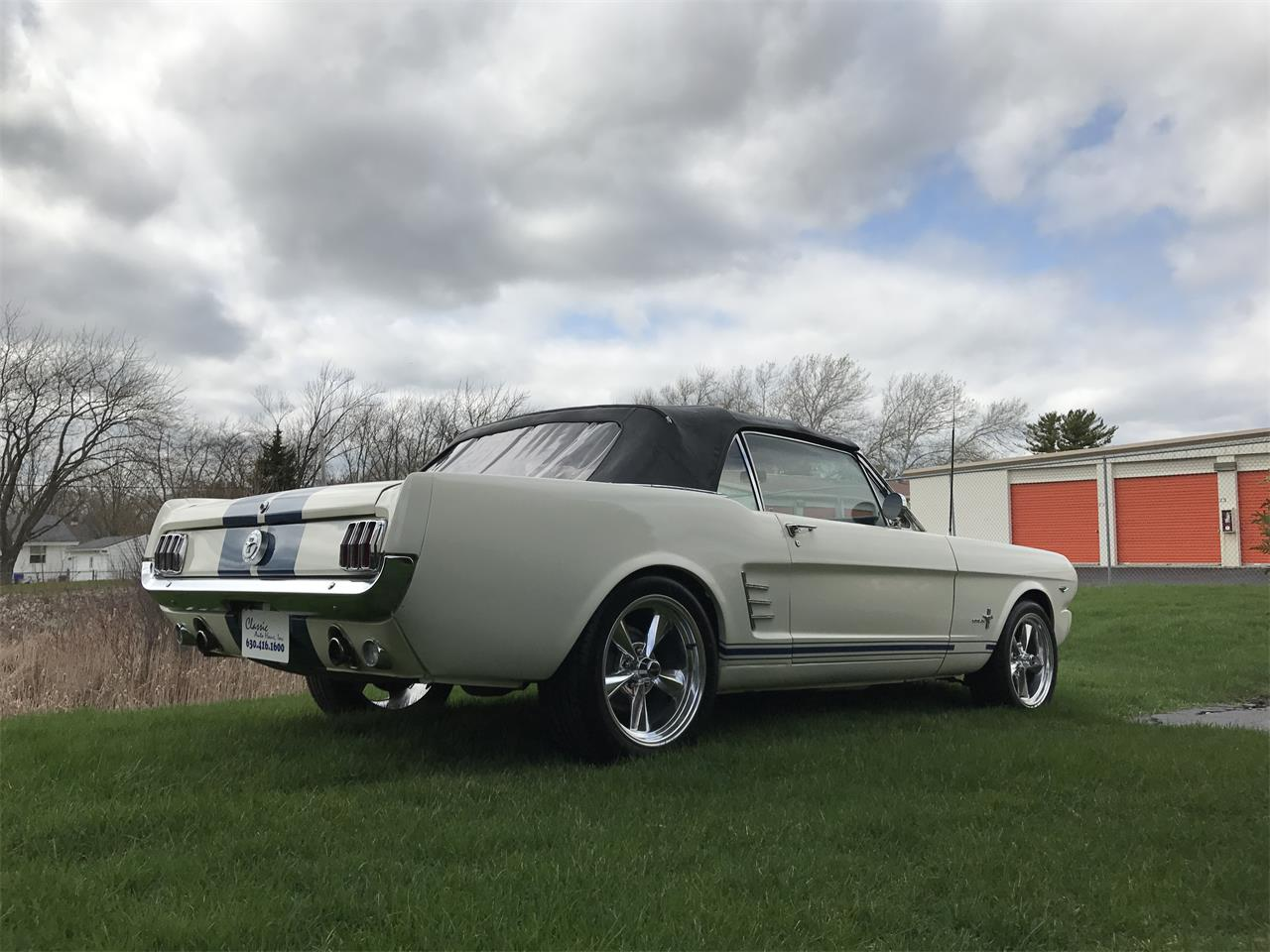 1966 Ford Mustang (CC-909768) for sale in Geneva , Illinois