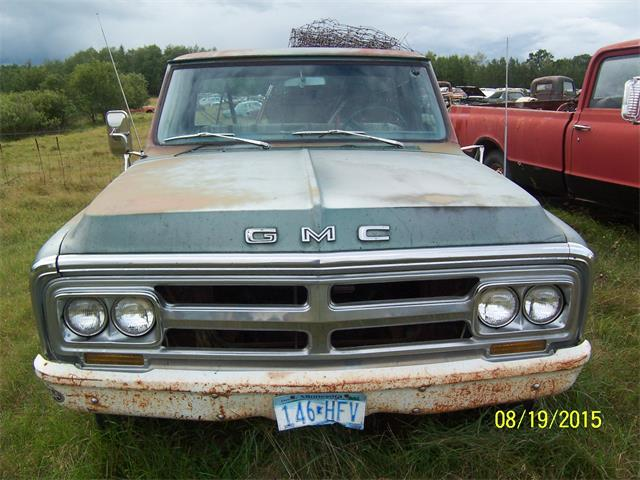 1970 GMC 3/4 ton Longhorn Pickup (CC-909895) for sale in Parkers Prairie, Minnesota