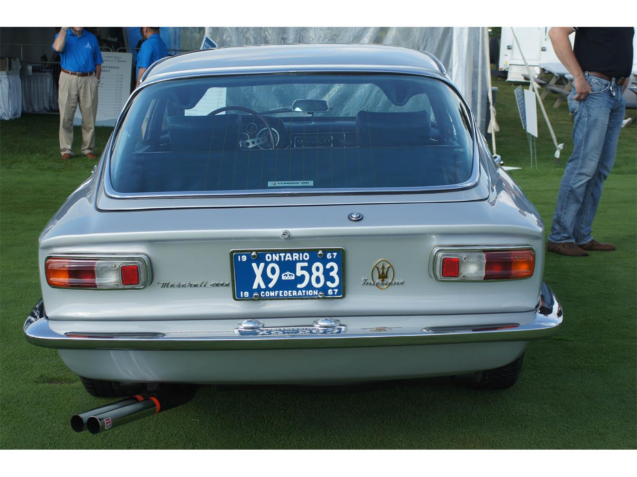 1967 Maserati Mistral (CC-911225) for sale in Chatham, Ontario