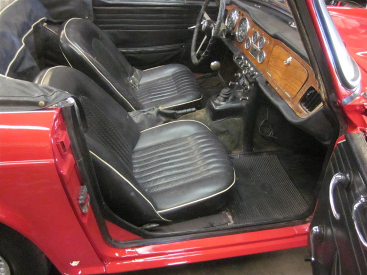 1967 Triumph TR4 (CC-911238) for sale in Stratford, Connecticut