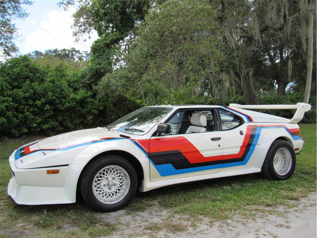 BMW M1 For Sale >> 1979 Bmw M1 For Sale Classiccars Com Cc 912586