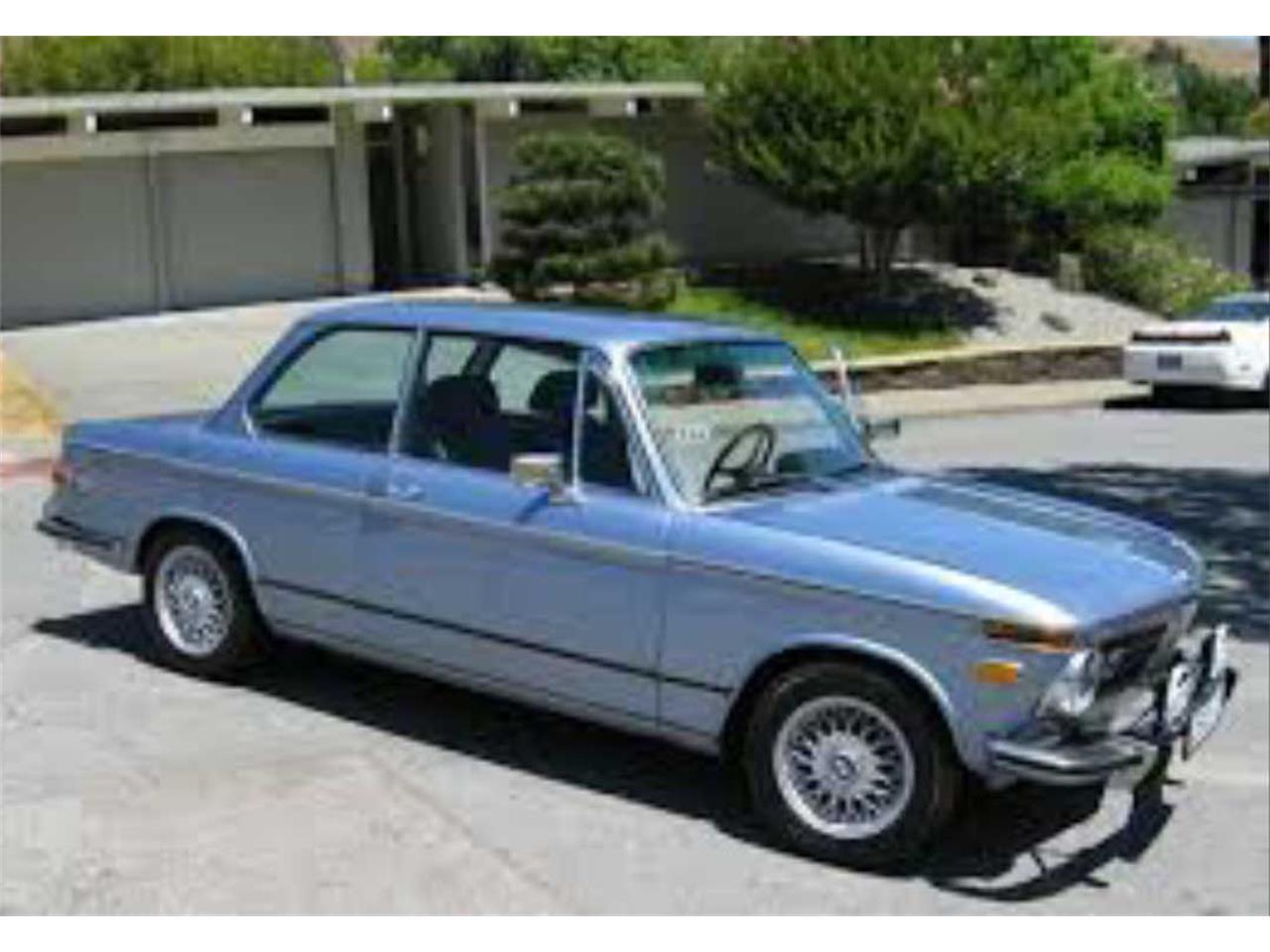 1973 Bmw 2002 Tii Roundie For Sale Classiccars Com Cc 913305