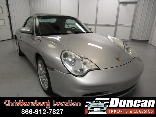 2003 Porsche 911 (CC-913980) for sale in Christiansburg, Virginia