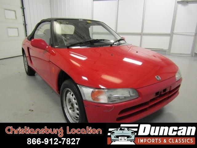 1991 Honda Beat (CC-913991) for sale in Christiansburg, Virginia