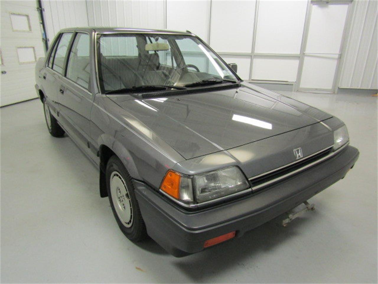 1987 Honda Civic for Sale   ClassicCars.com   CC-914159