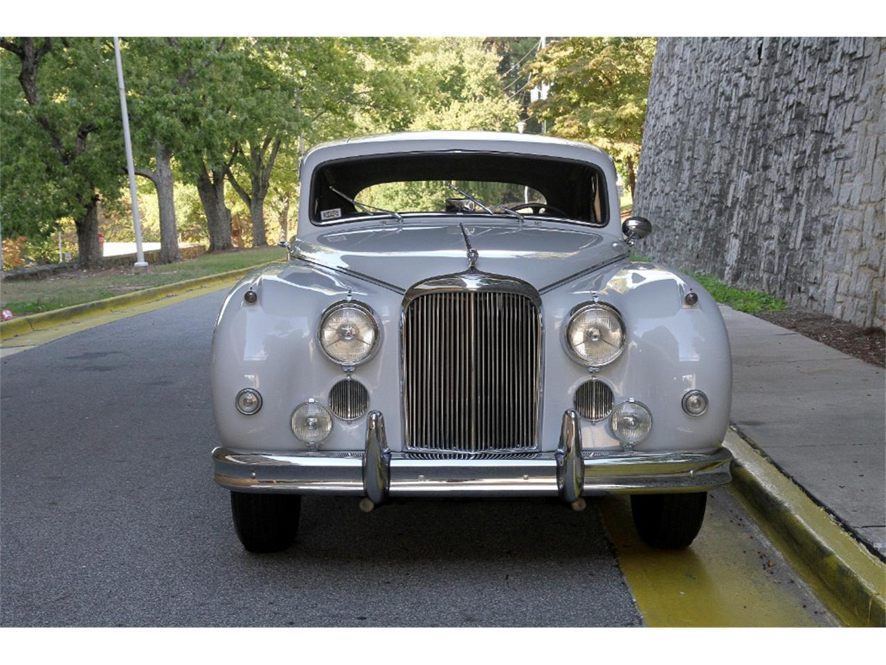 1958 Jaguar Mark VIII for Sale | ClassicCars.com | CC-914317