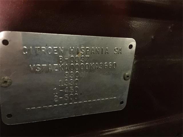 1983 Citroen 2CV (CC-914780) for sale in Kearny, New Jersey