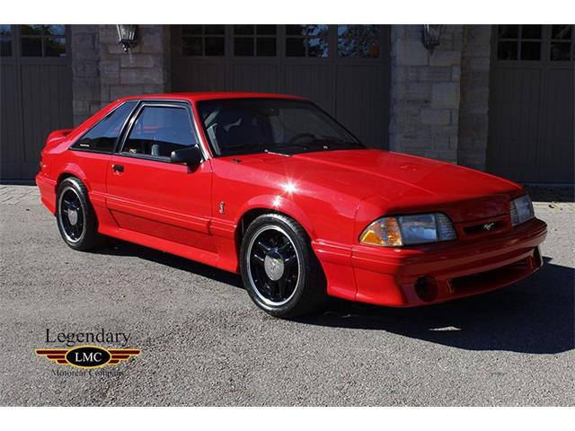 1993 Ford Mustang (CC-914892) for sale in Halton Hills, Ontario