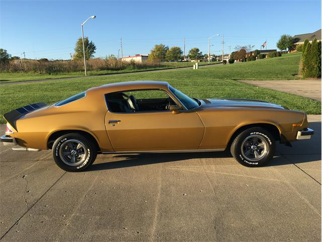 1974 Chevrolet Camaro Z28 (CC-910520) for sale in Fairfield, Ohio
