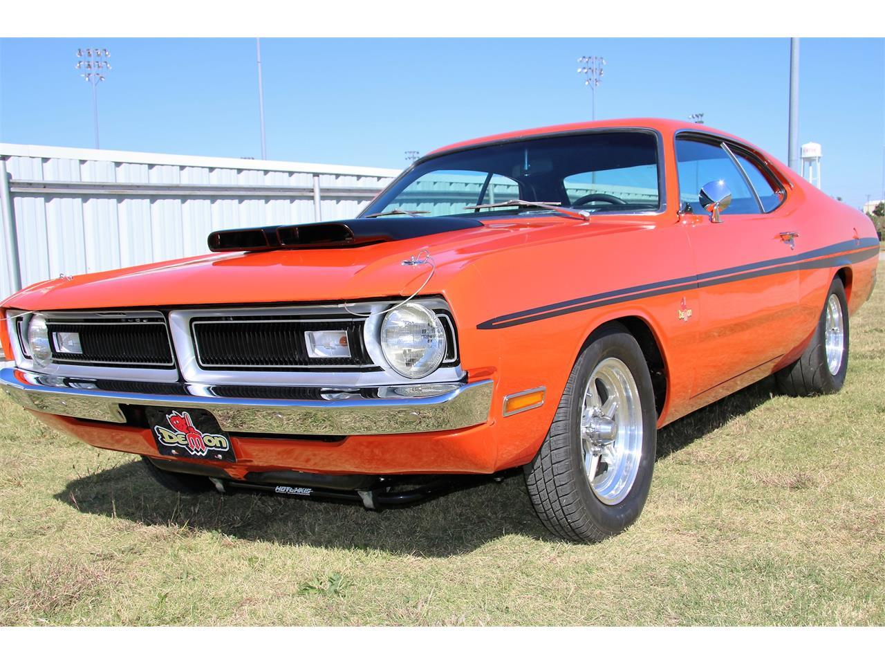 1971 Dodge Demon For Sale Classiccars Com Cc 915674