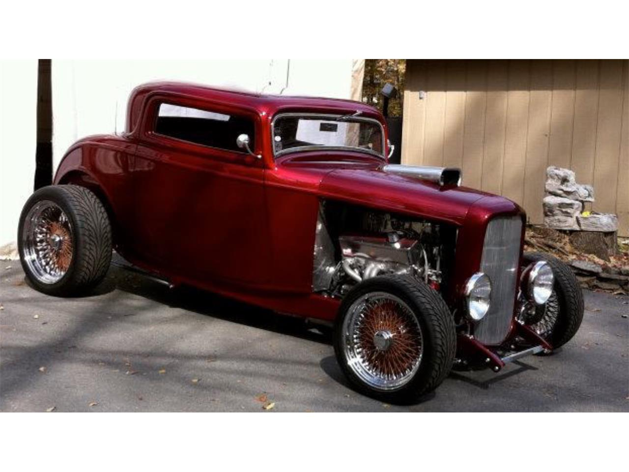 1932 Ford 3-Window Coupe (CC-915892) for sale in Stroudsburg , Pennsylvania