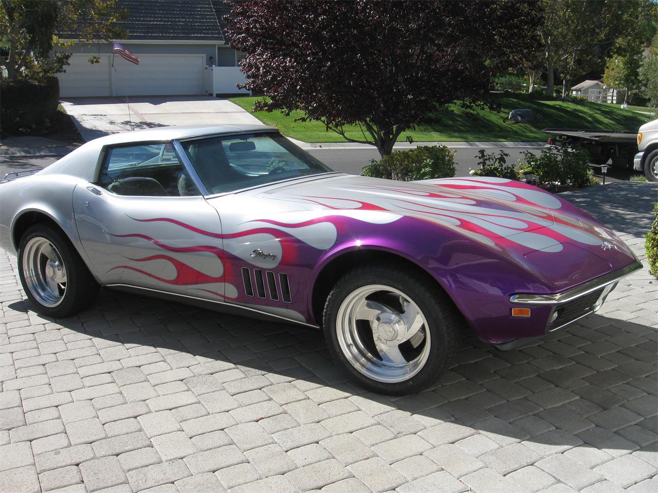 1969 Chevrolet Corvette Stingray For Sale Classiccarscom