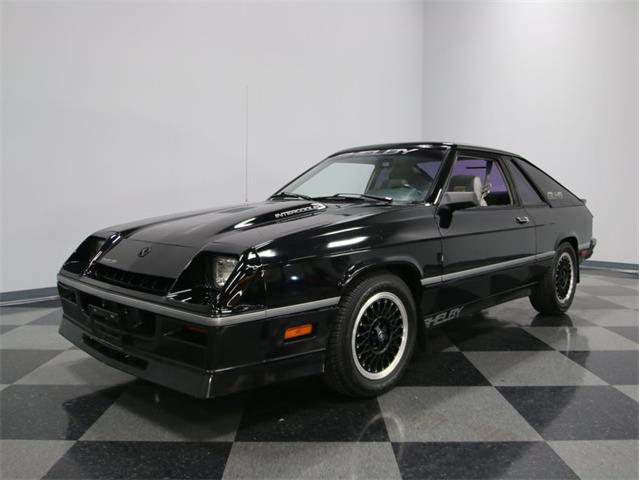 1987 Dodge Charger GLHS (CC-918101) for sale in Lavergne, Tennessee