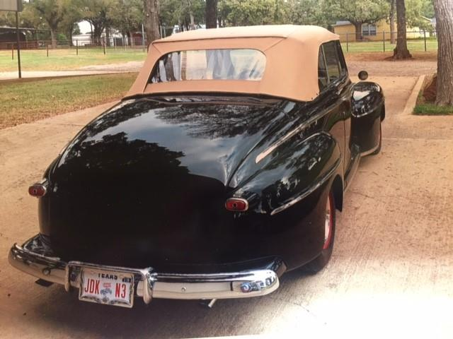 1948 Ford Convertible (CC-918979) for sale in Cleburne, Texas