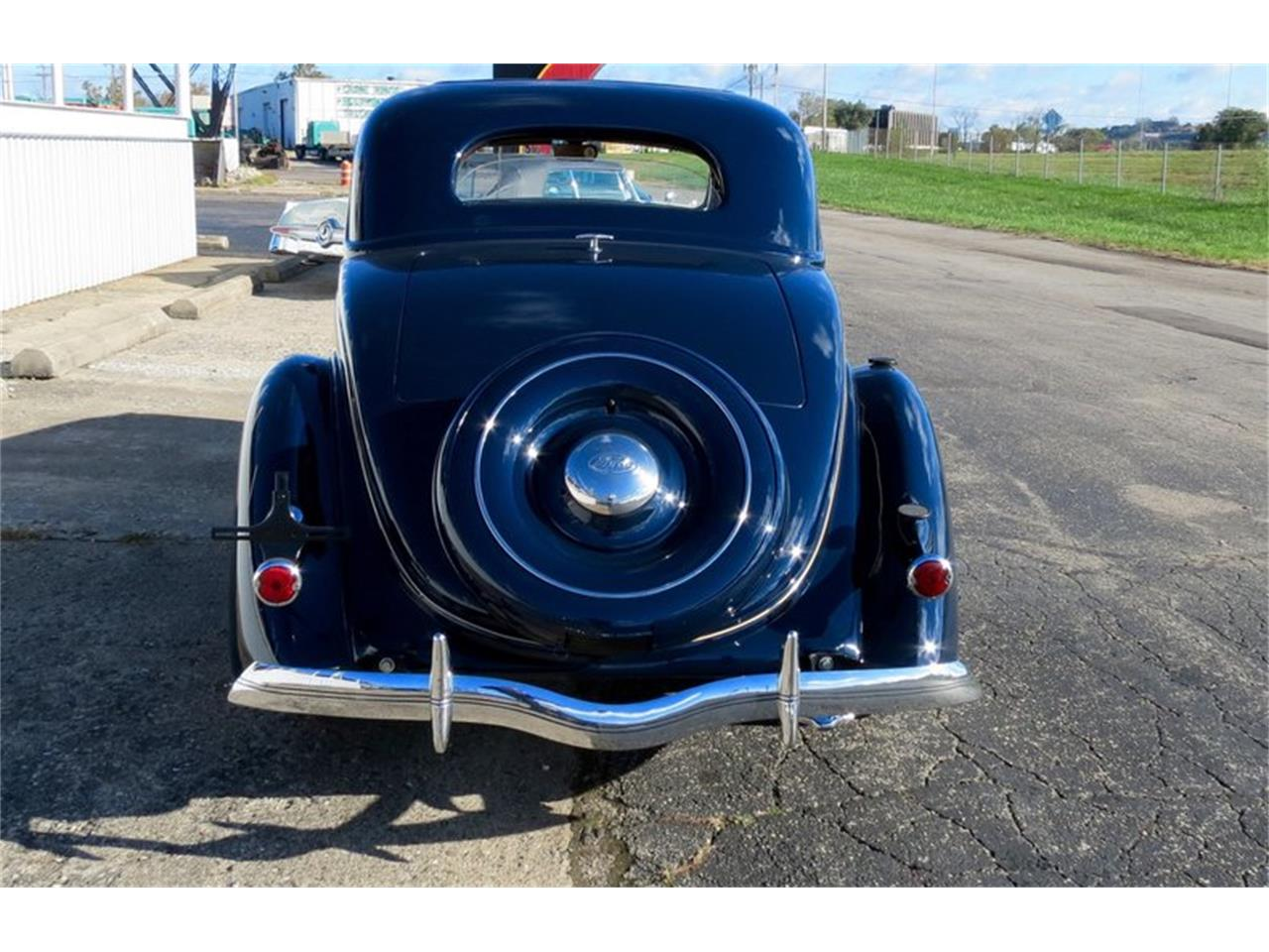 1936 Ford Coupe (CC-919368) for sale in Dayton, Ohio