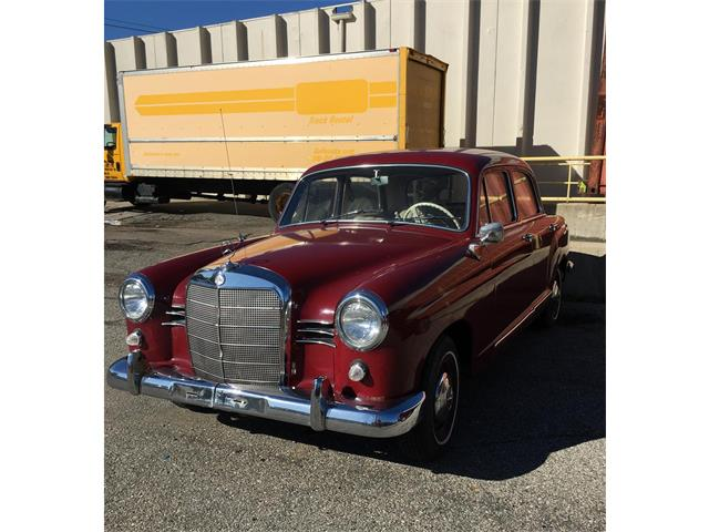 1961 Mercedes-Benz 190 (CC-919633) for sale in livonia, Michigan