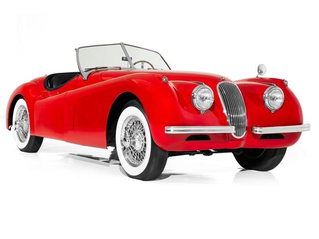 1954 Jaguar XK120 (CC-922044) for sale in Des Moines, Iowa