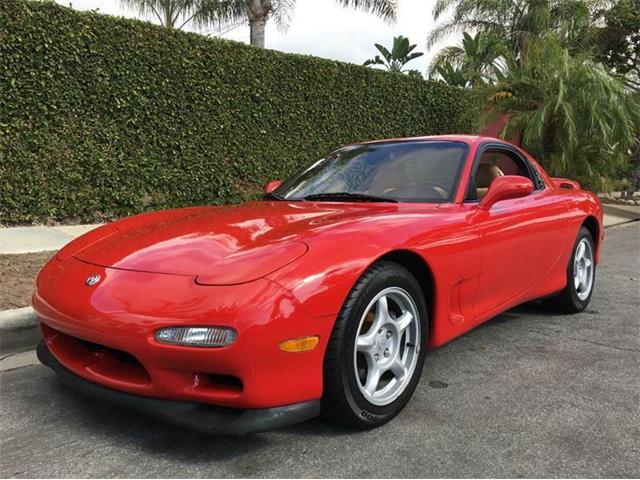 1993 Mazda RX-7 (CC-922278) for sale in Los Angeles, California