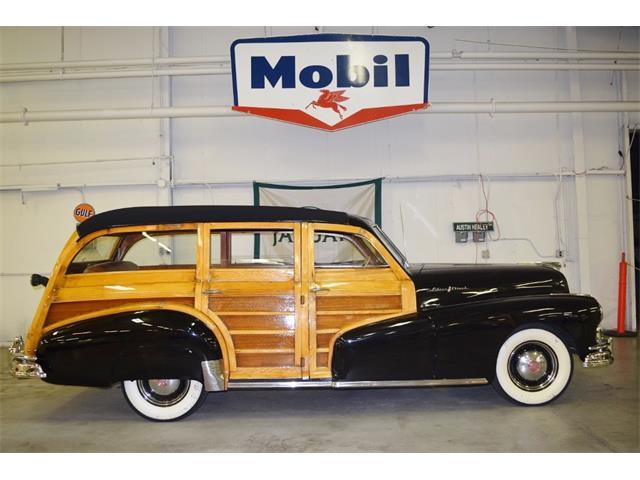 1948 Pontiac Woody Wagen (CC-922356) for sale in Fredericksburg, Virginia