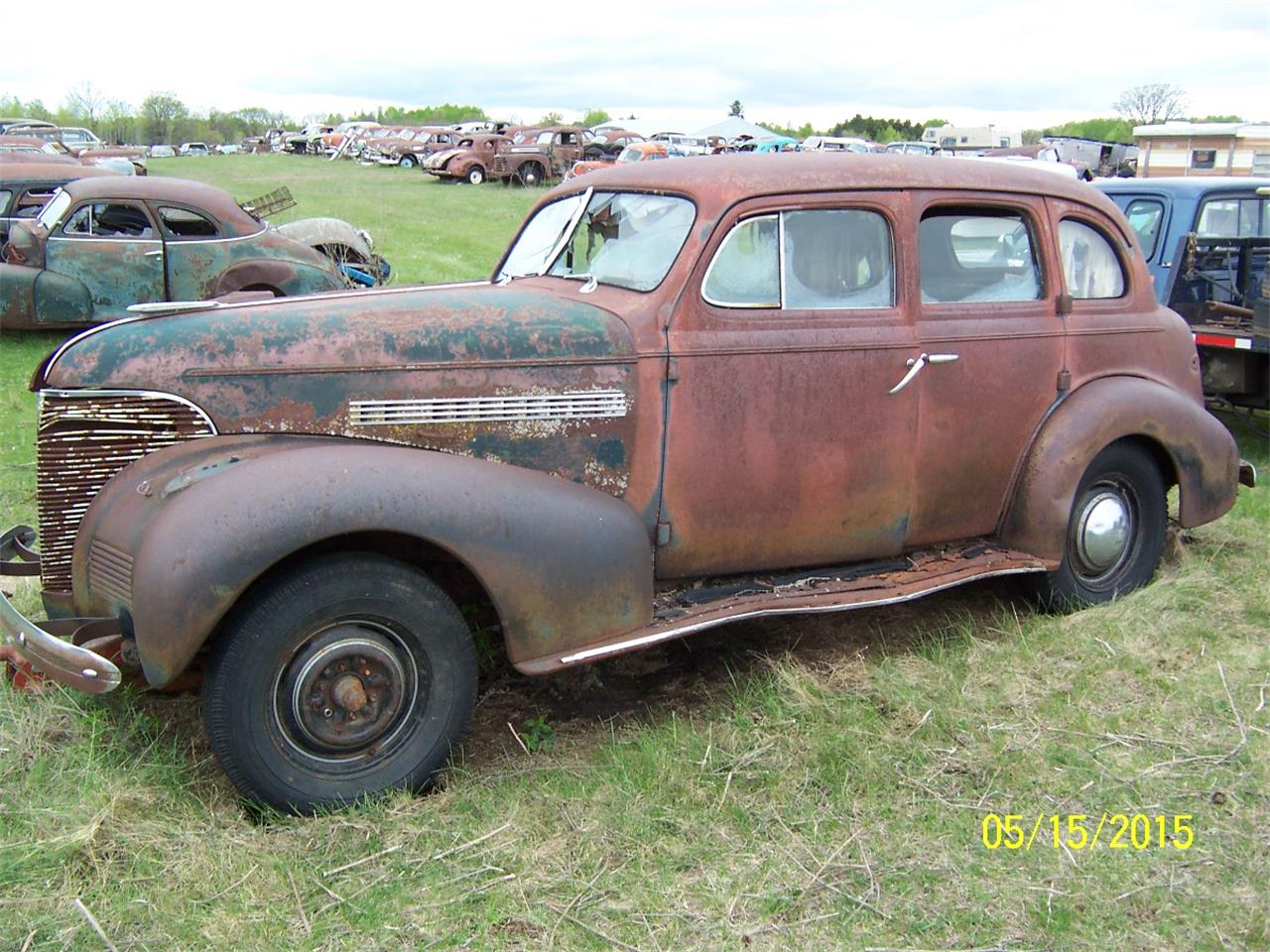 1939 Chevrolet 4-Dr Sedan (CC-922417) for sale in Parkers Prairie, Minnesota