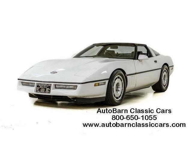 1986 Chevrolet Corvette (CC-920250) for sale in Concord, North Carolina