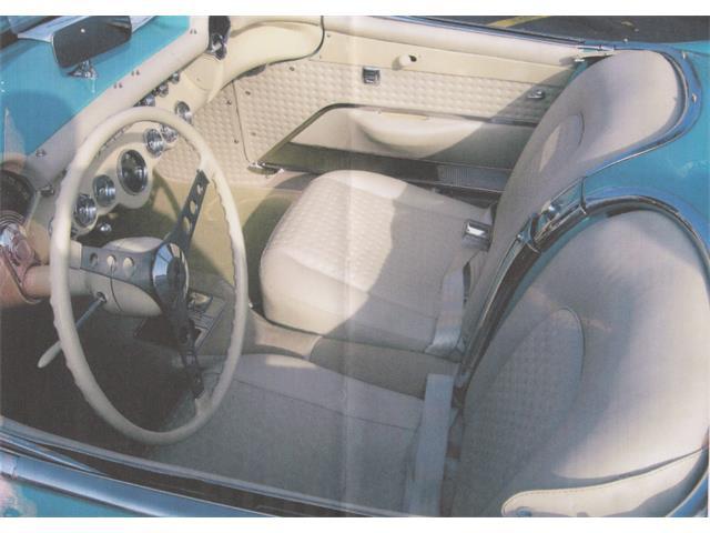 1957 Chevrolet Corvette (CC-922544) for sale in Rancho Cordova, California