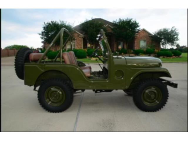 1954 Jeep Willys (CC-922564) for sale in Corpus Christi , Texas