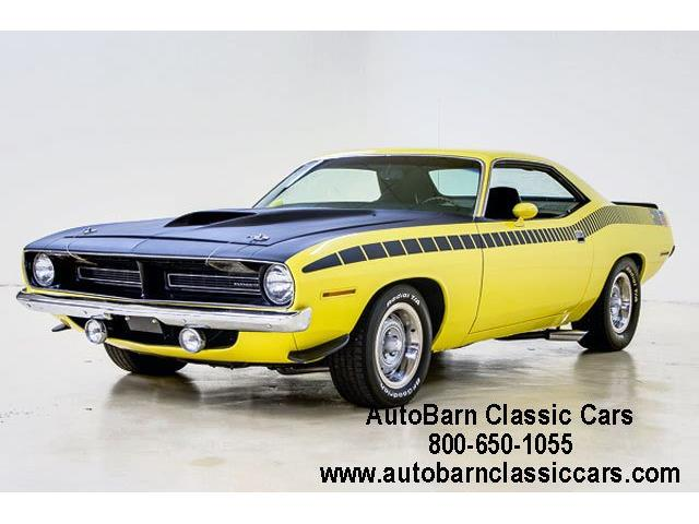 1970 Plymouth Cuda (CC-920257) for sale in Concord, North Carolina