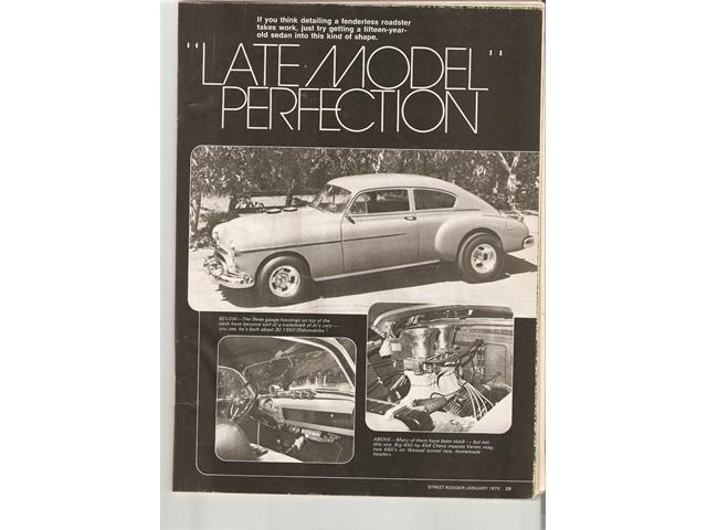 1950 Oldsmobile 88 (CC-922579) for sale in Jefferson, Wisconsin