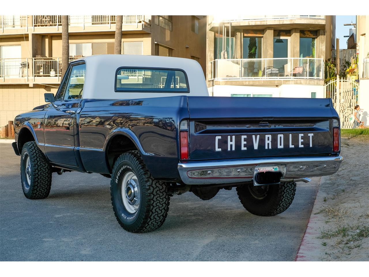 1967 Chevrolet K-10 (CC-920356) for sale in Boulder, Colorado