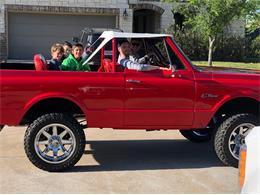 1971 Chevrolet Blazer (CC-924039) for sale in Houston, Texas