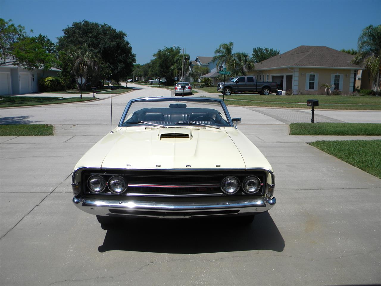 1969 Ford Torino (CC-924071) for sale in Merritt Island, Florida