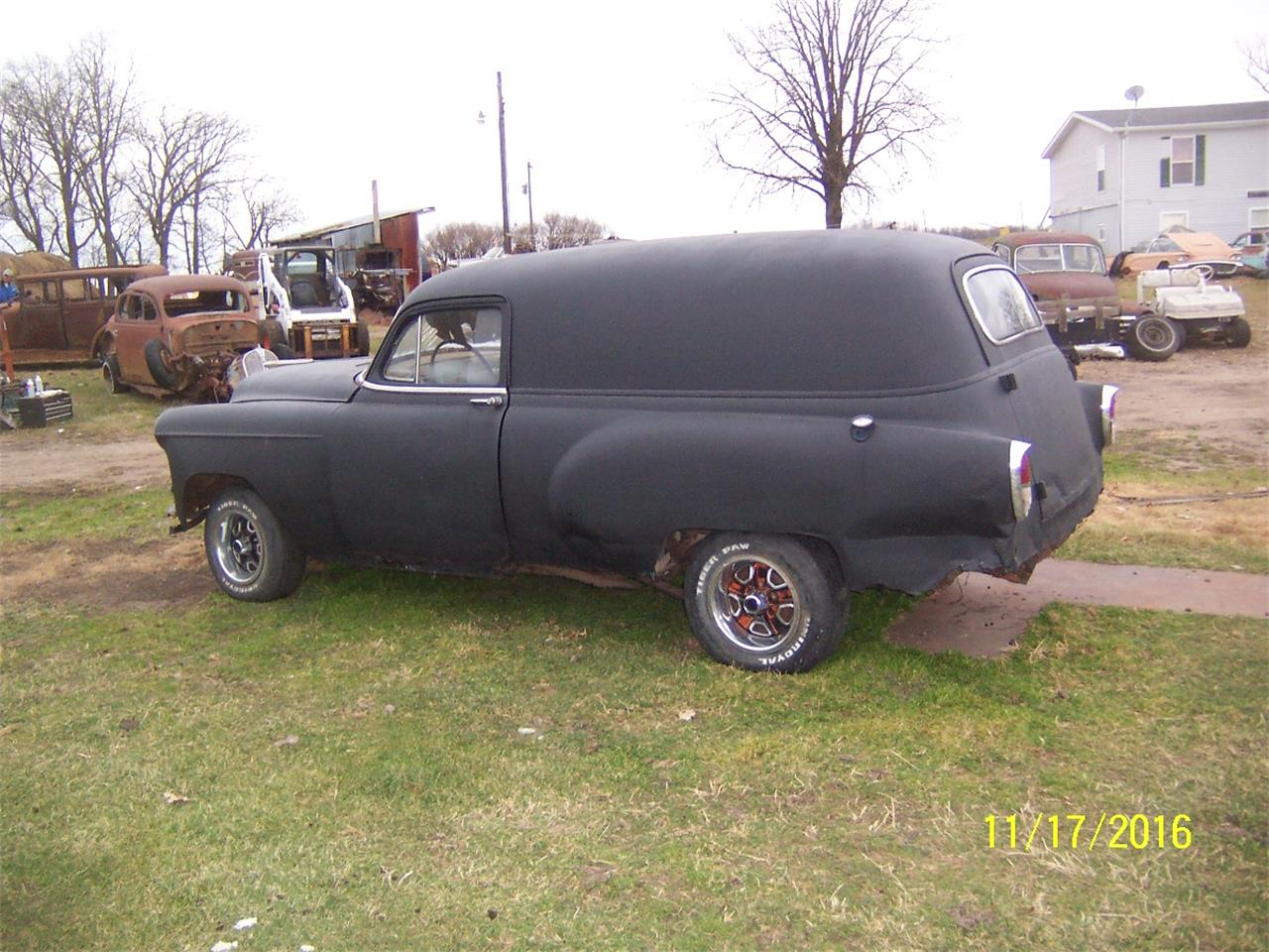 1953 Chevrolet Sedan Delivery (CC-924457) for sale in Parkers Prairie, Minnesota