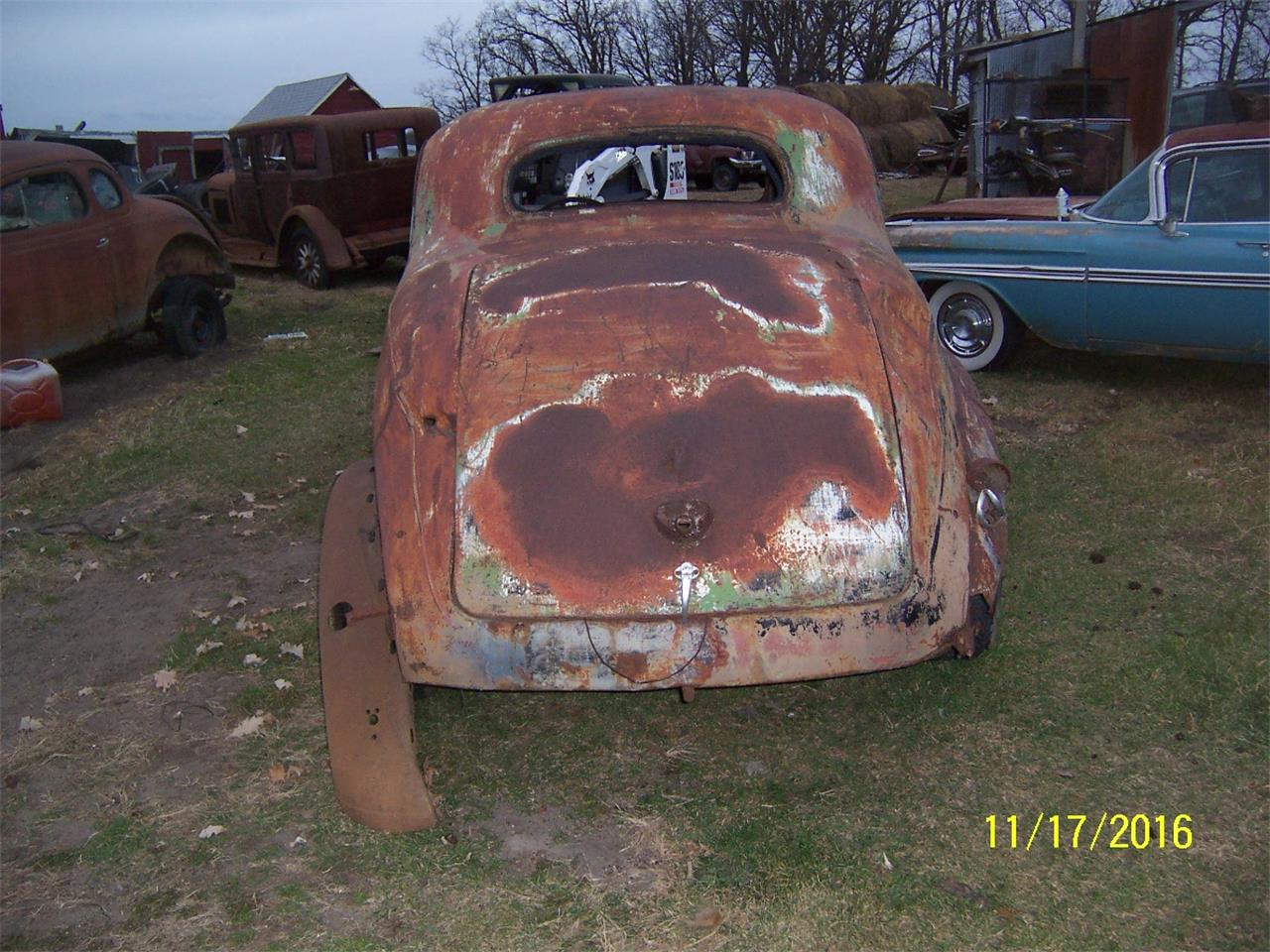 1937 Plymouth Coupe (CC-924544) for sale in Parkers Prairie, Minnesota