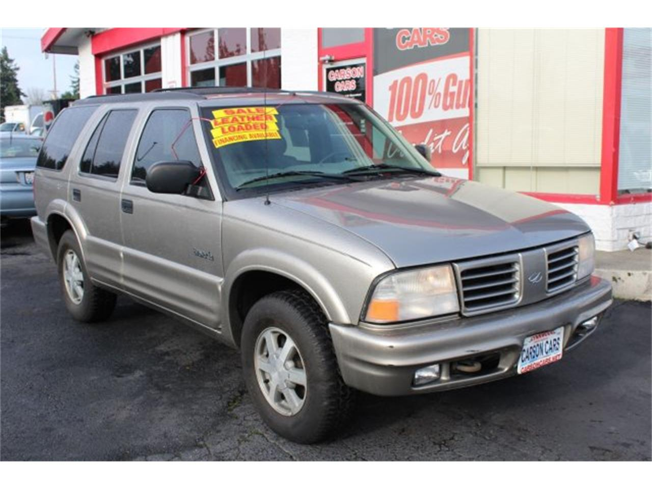 2000 oldsmobile bravada for sale classiccars com cc 924737 2000 oldsmobile bravada for sale