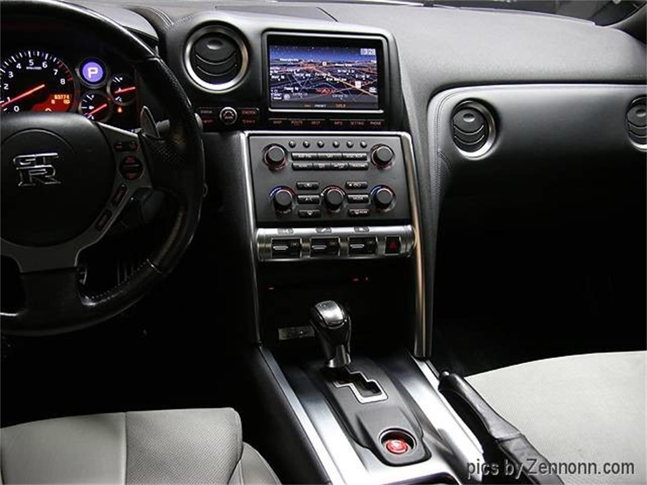 2009 Nissan GT-R (CC-920528) for sale in Bensenville, Illinois