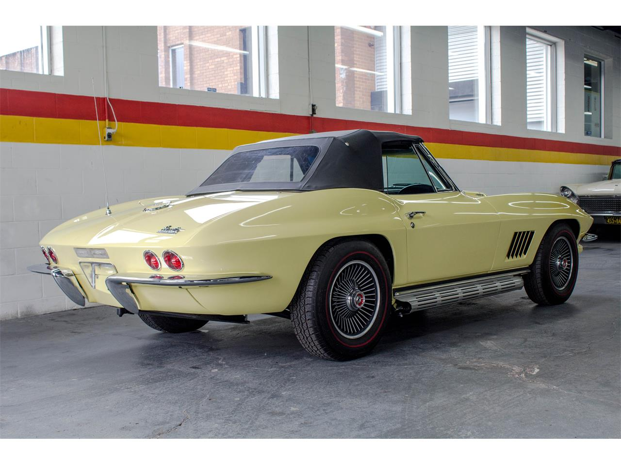 1967 Chevrolet Corvette (CC-925539) for sale in Montreal, Quebec