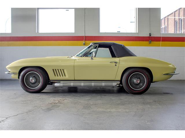 1967 Chevrolet Corvette (CC-925539) for sale in Montreal, Quebec