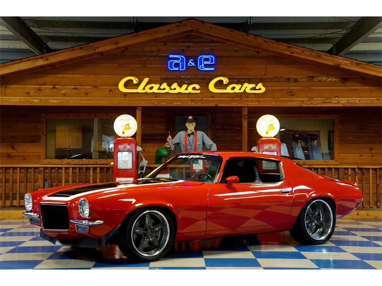 1972 Chevrolet Camaro (CC-920561) for sale in New Braunfels, Texas