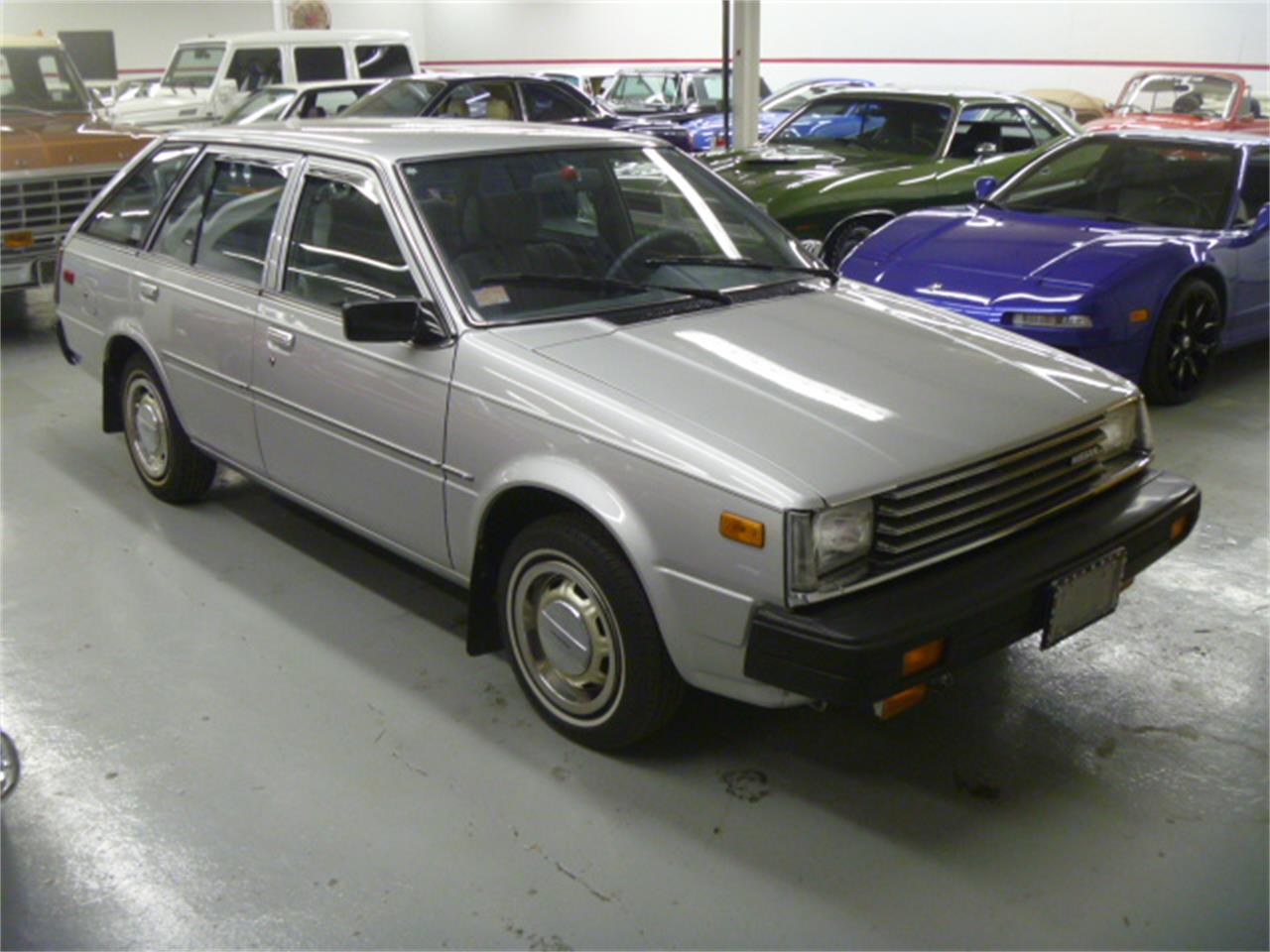 Nissan Dealers In Illinois >> 1983 Nissan Sentra wagon for Sale   ClassicCars.com   CC-920579