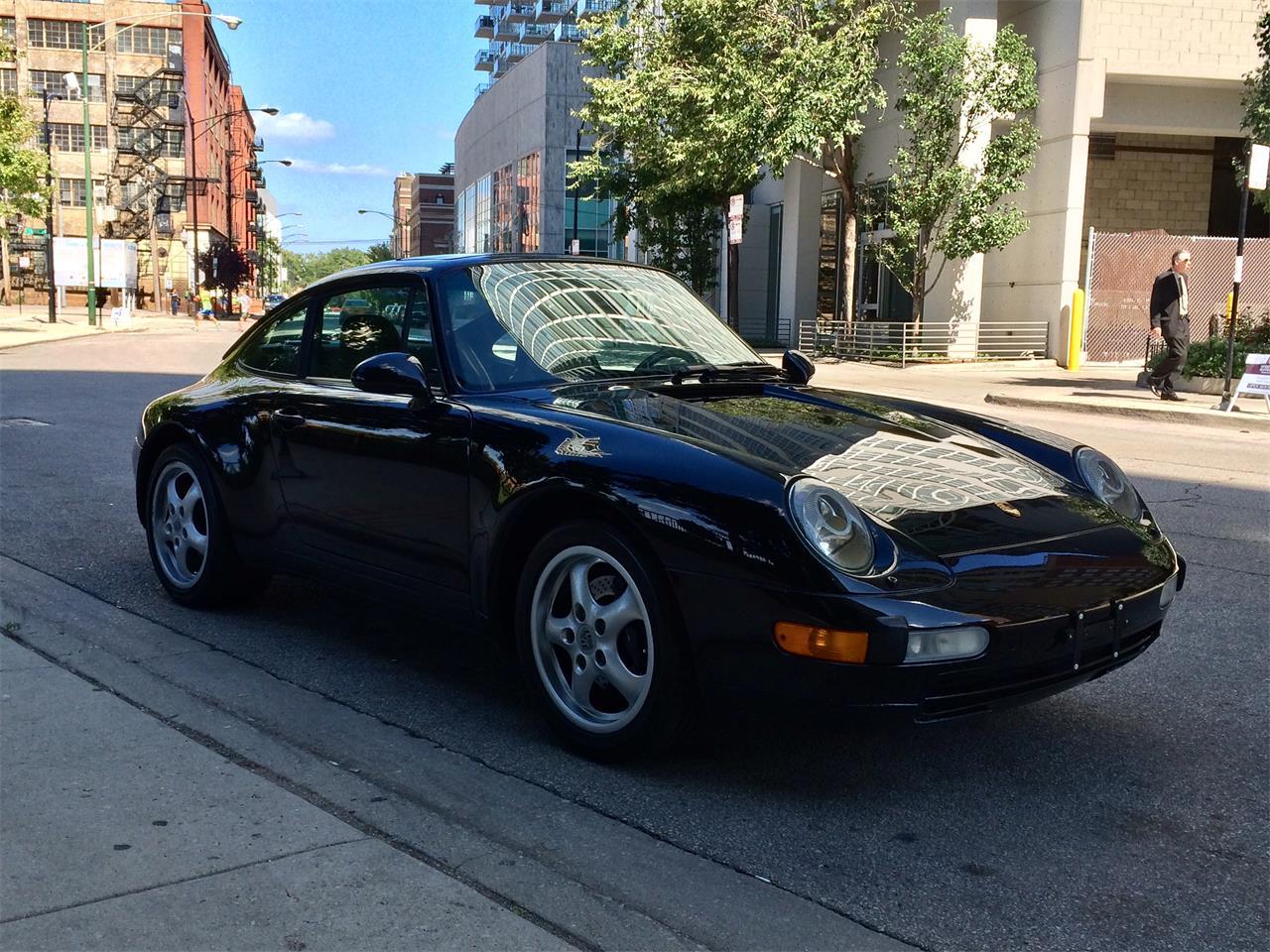 1995 Porsche  911/993 (CC-926984) for sale in Chicago, Illinois