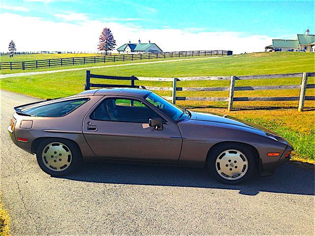 1983 Porsche 928S (CC-927153) for sale in Little Britain, Pennsylvania