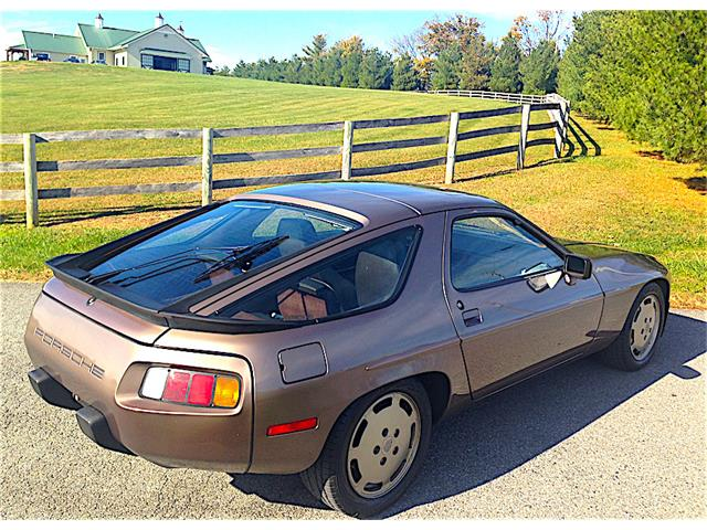 1983 Porsche 928S (CC-927153) for sale in Little Britain, Pennsylvania