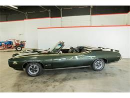 1969 Pontiac GTO (CC-927531) for sale in Fairfield, California