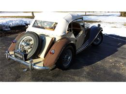 1954 MG TF (CC-928174) for sale in WEBSTER, New York