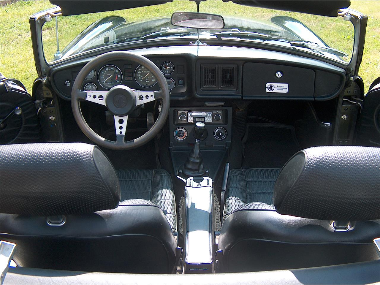 1979 MG MGB (CC-928189) for sale in Lima, Ohio