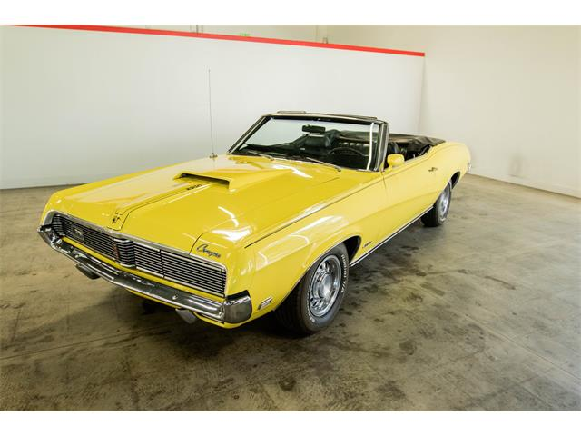 1969 Mercury Cougar (CC-928274) for sale in Fairfield, California