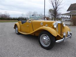 1952 MG TD (CC-928812) for sale in Ottawa, Kansas