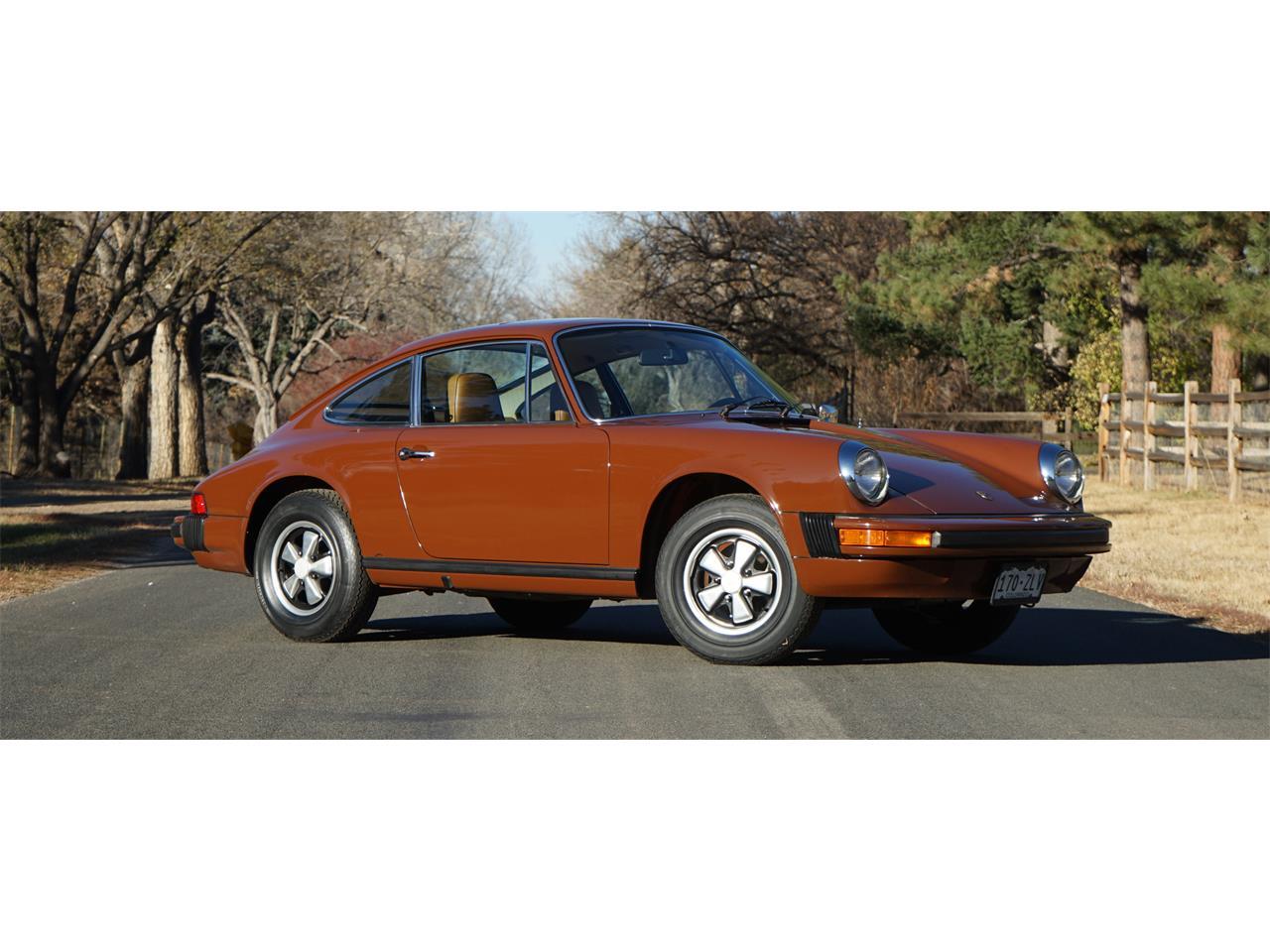 1976 Porsche 912 (CC-929141) for sale in Englewood, Colorado