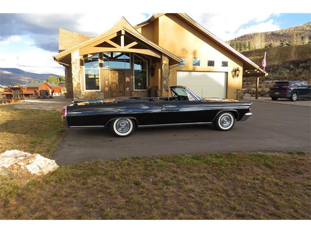 1963 Pontiac Bonneville (CC-920934) for sale in Edwards, Colorado